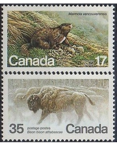 Canada 1981 SG1006 Endangered Wildlife MNH
