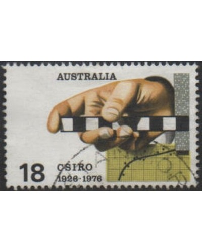 Australia 1976 SG622 18c CSIRO FU