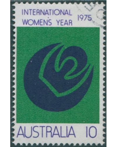 Australia 1975 SG589 10c International Womens Year FU
