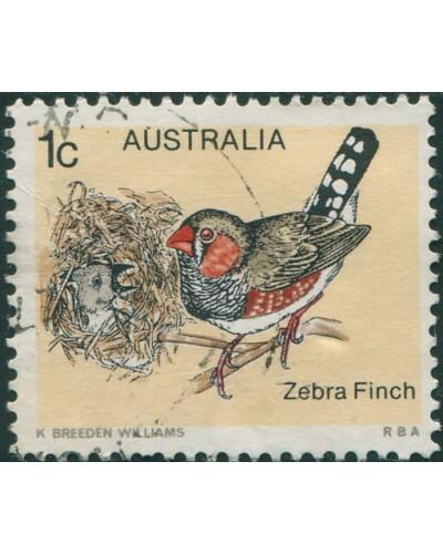 Australia 1978 SG669 1c Zebra Finch FU