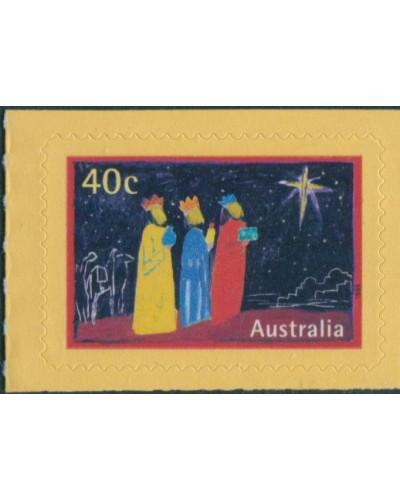 Australia 1998 SG1832 40c Christmas diecut MNH