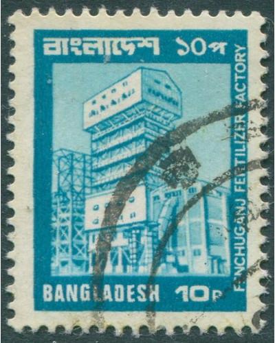 Bangladesh 1978 SG126 10p Factory FU