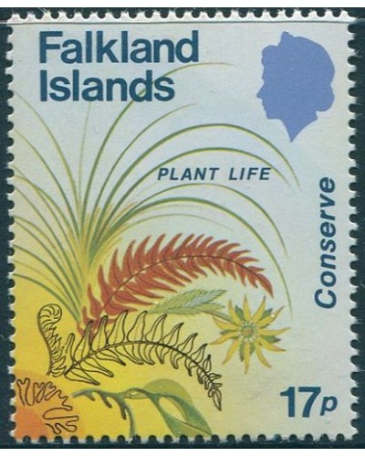 Falkland Islands 1984 SG493 17p Tussock Grass MNH