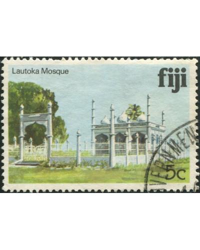 Fiji 1979 SG583A 5c Mosque FU