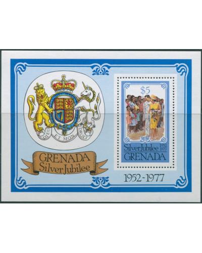 Grenada 1977 SG862 Silver Jubilee MS MNH