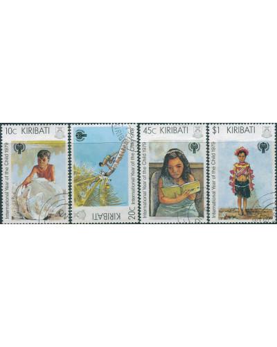 Kiribati 1979 SG105-108 IYC set FU