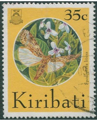 Kiribati 1994 SG450 35c Butterfly FU