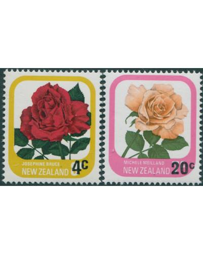 New Zealand 1979 SG1201-1203b Surcharges set MNH