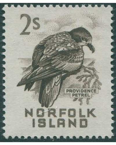 Norfolk Island 1960 SG32 2s Providence Petrel MLH