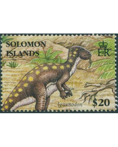 Solomon Islands 2006 SG1201 $20 Dinosaur MNH