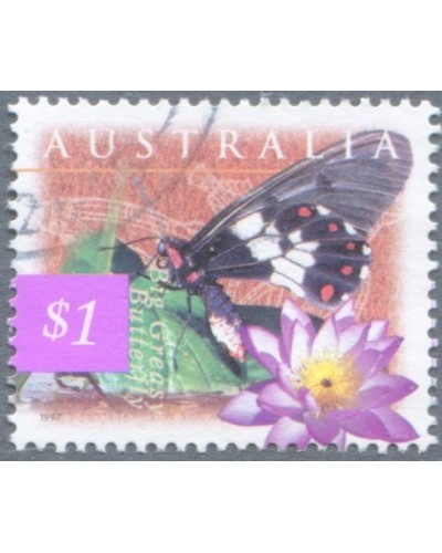 Australia 1997 SG1685 $1 Cressida Butterfly FU