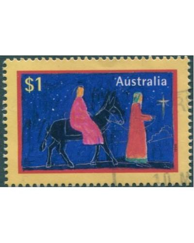 Australia 1998 SG1834 $1 Christmas FU
