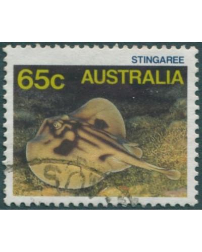 Australia 1984 SG932 65c Stingaree FU
