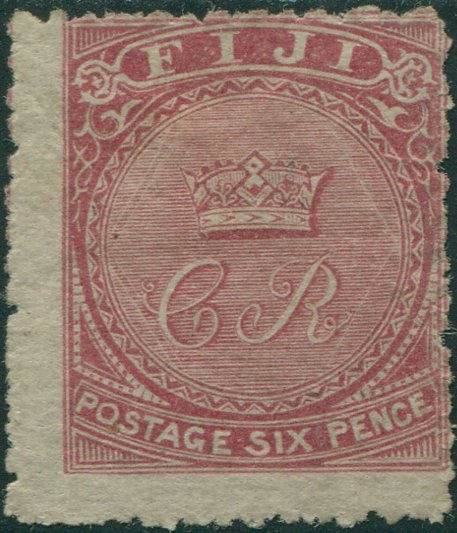 Early CR monogram issue