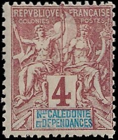 Early Independence Definitive of New Caledonia